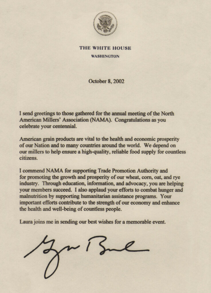 2002 WH Letter