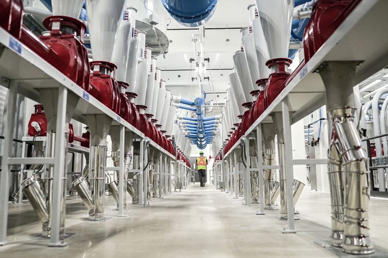 NAMA associate member companies in milling industry