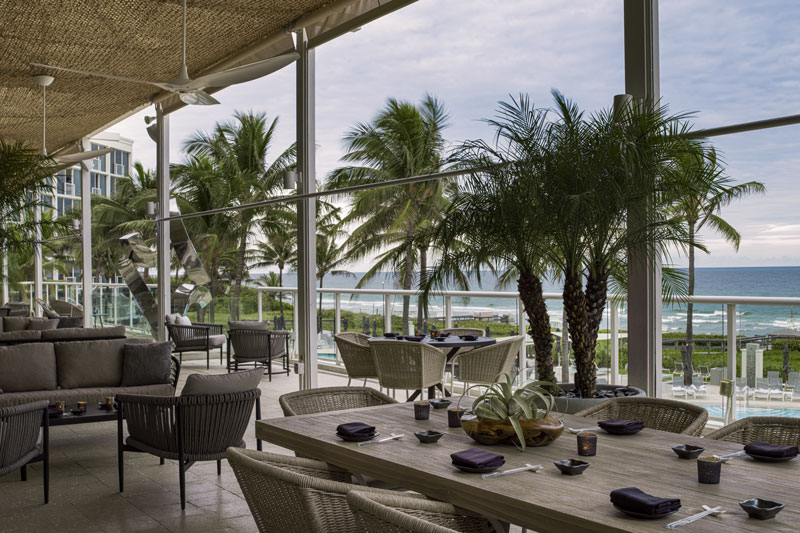Boca Beach Club Balcony